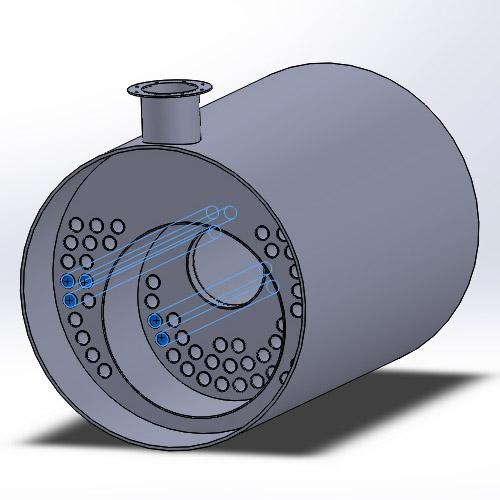 AAT Proyectos de reparación de calderas de vapor AAT